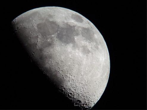 India, missione lunare