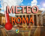 Meteo Roma: temperature in aumento e sole prevalente