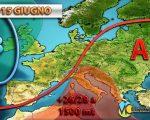 Torna l'anticiclone africano sull'Italia con condizioni meteo più stabili ma soprattutto con più caldo ad iniziare dalle regioni meridionali.