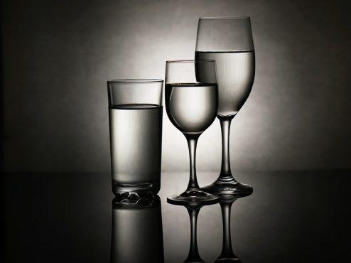 dieta bicchieri acqua