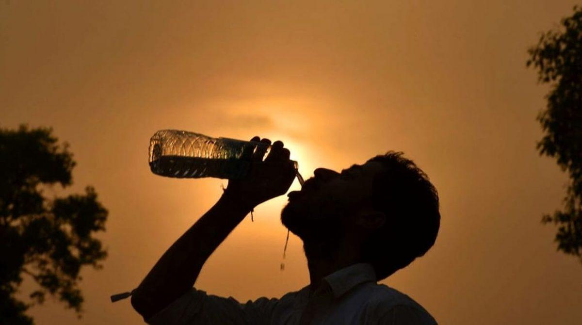 India con temperature da record. Fonte: today