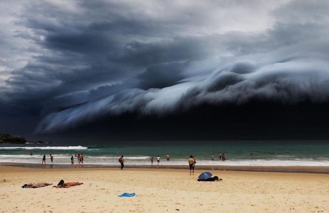 Attenzione ai violenti temporali nella giornata di domani. Fonte:IlPost