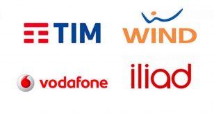 offerte telefonia mobile tim vodafone iliad wind tre italia giugno 2019