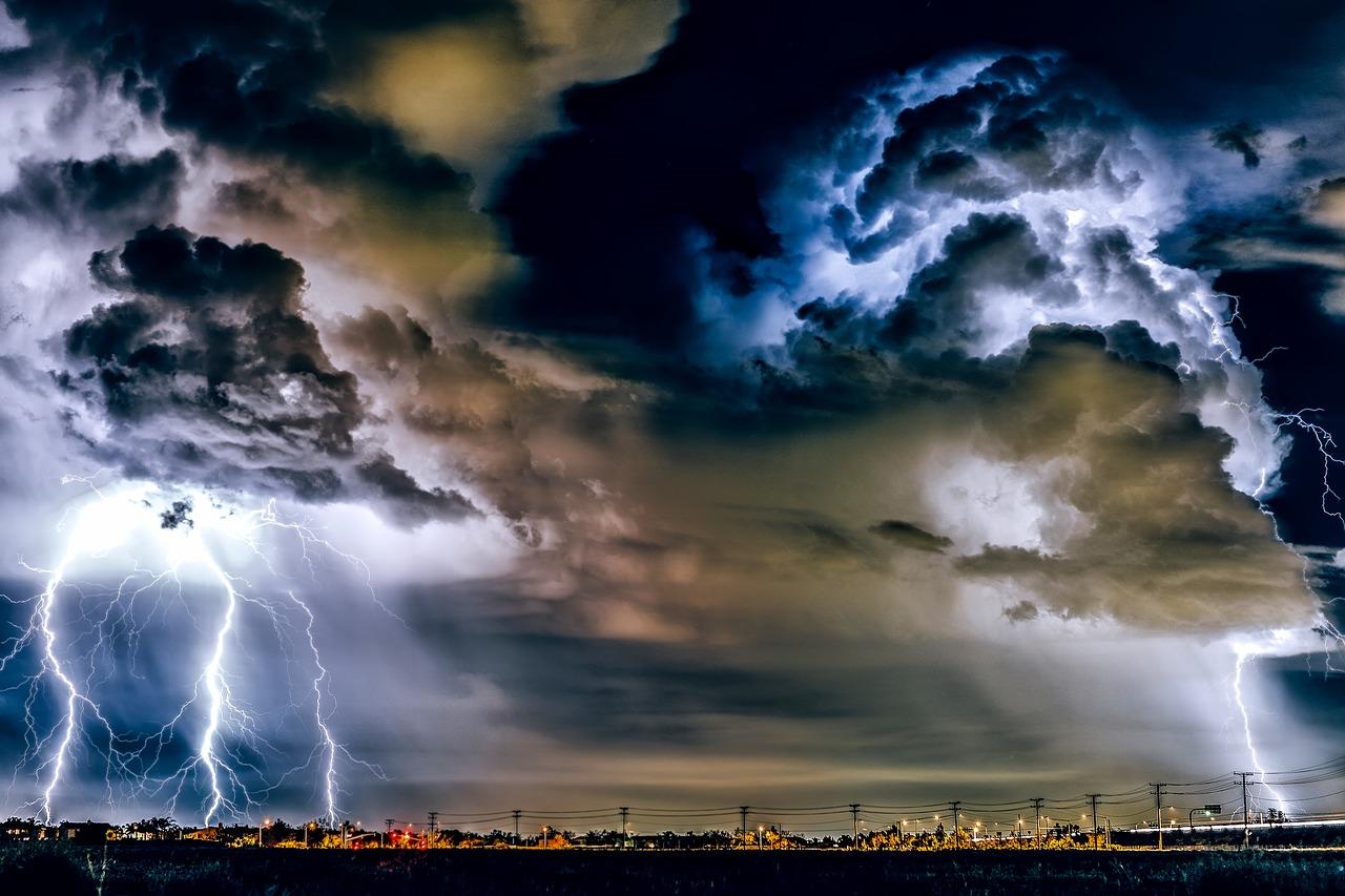 Possibilità di temporali pomeridiani sulle regioni del Sud - pixabay.com