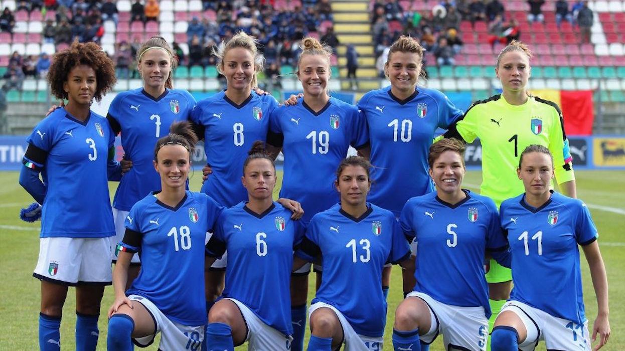 Calendario Mondiale Femminile.Mondiali Femminili 2019 Quando Gioca L Italia Calendario
