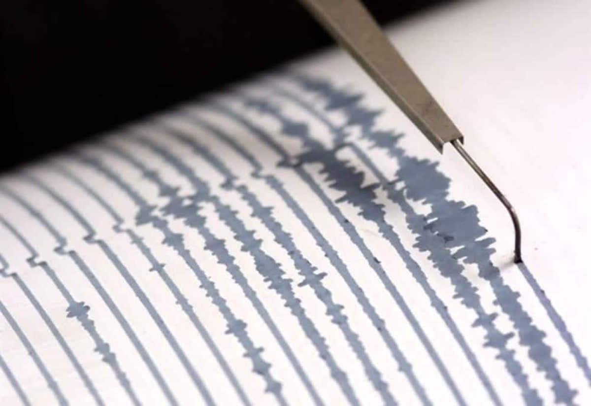 terremoto lazio 23 giugno 2019