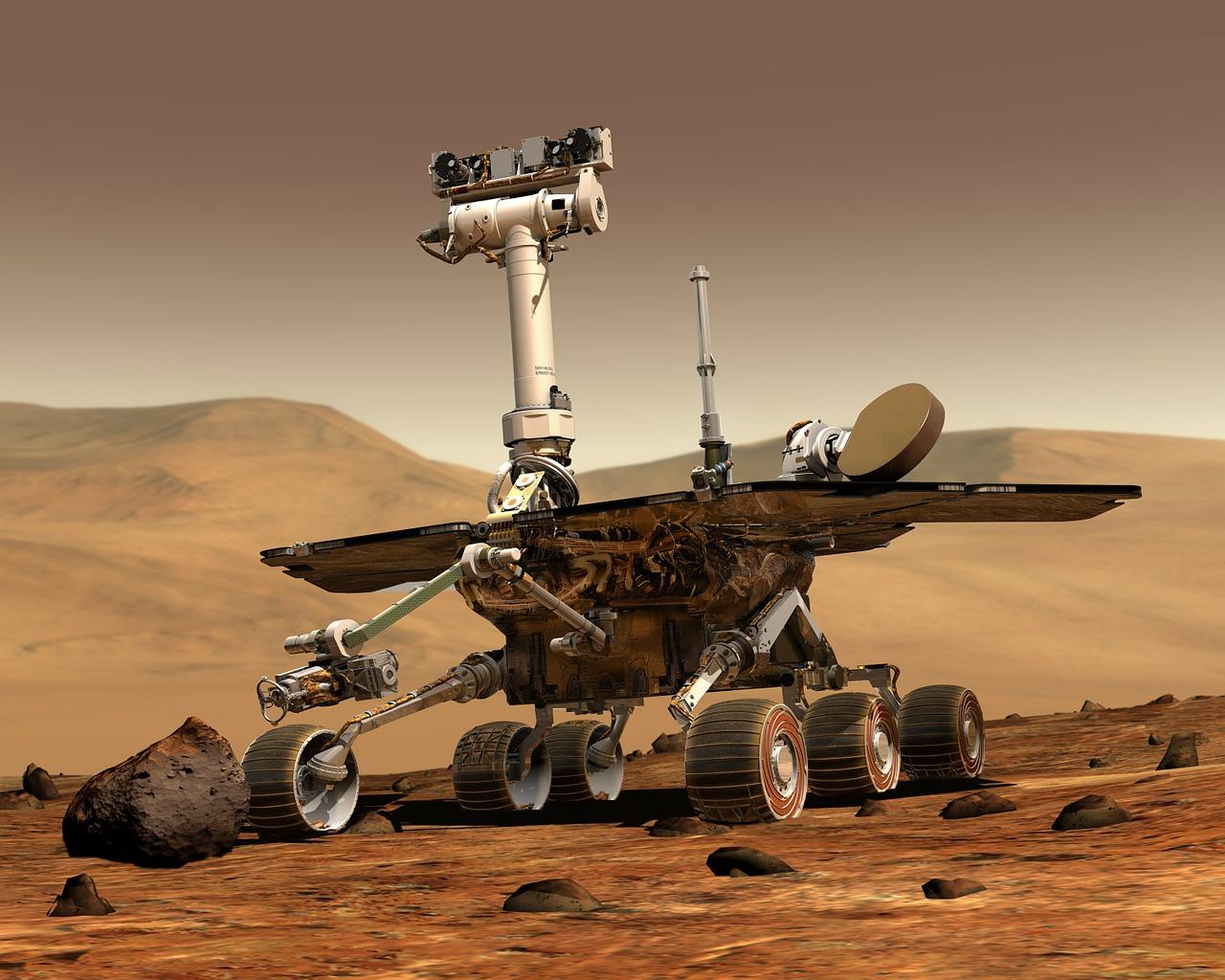 Marte, livelli alti di metano rilevati