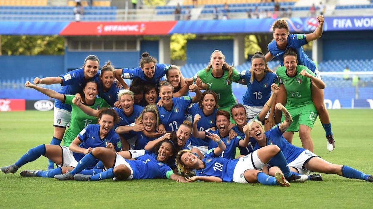 Calendario Mondiale Femminile.Mondiali Femminili 2019 Verso Italia Olanda Calendario E