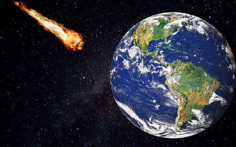 Il cianuro trasportato dai meteoriti potrebbe avere originato la vita sulla Terra
