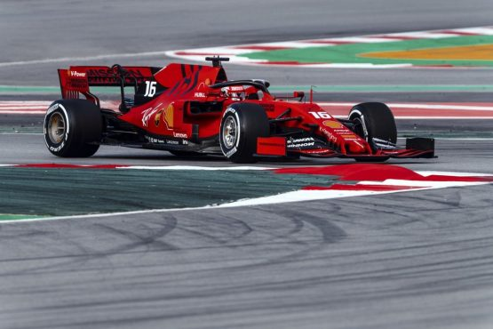 formula 1 austria 2019