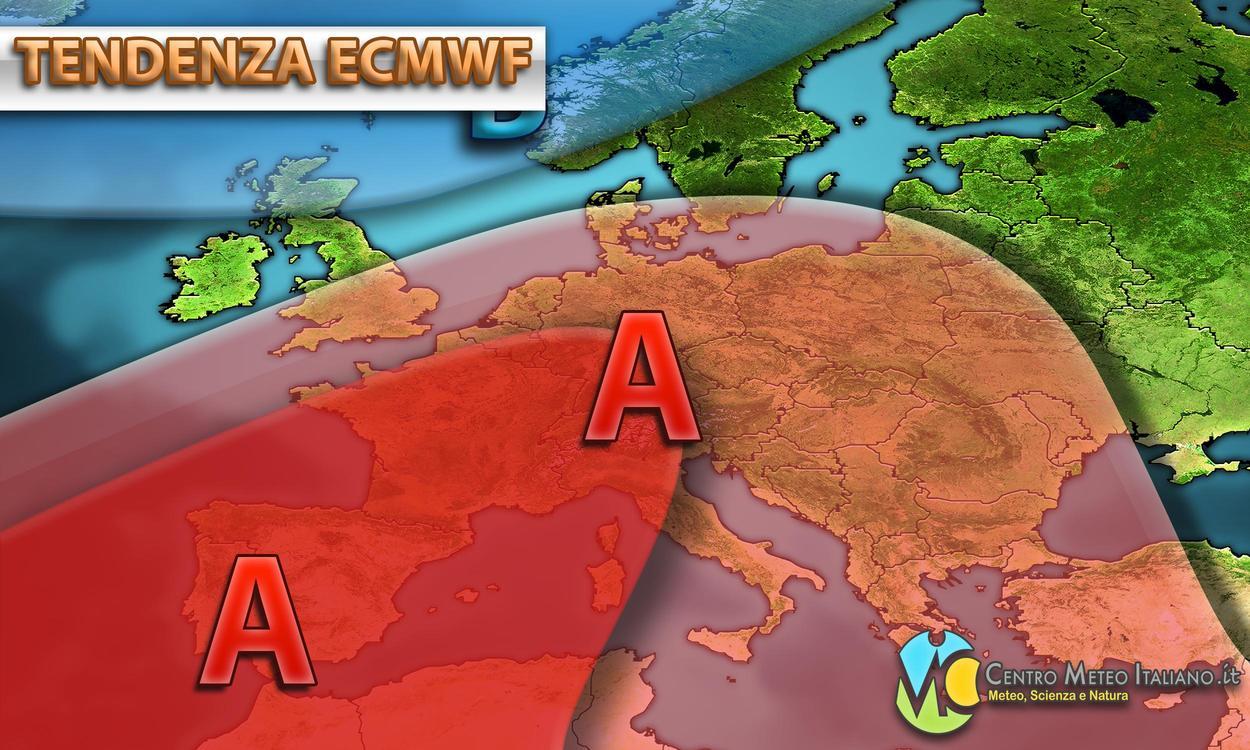 Torna il gran caldo per fine mese?