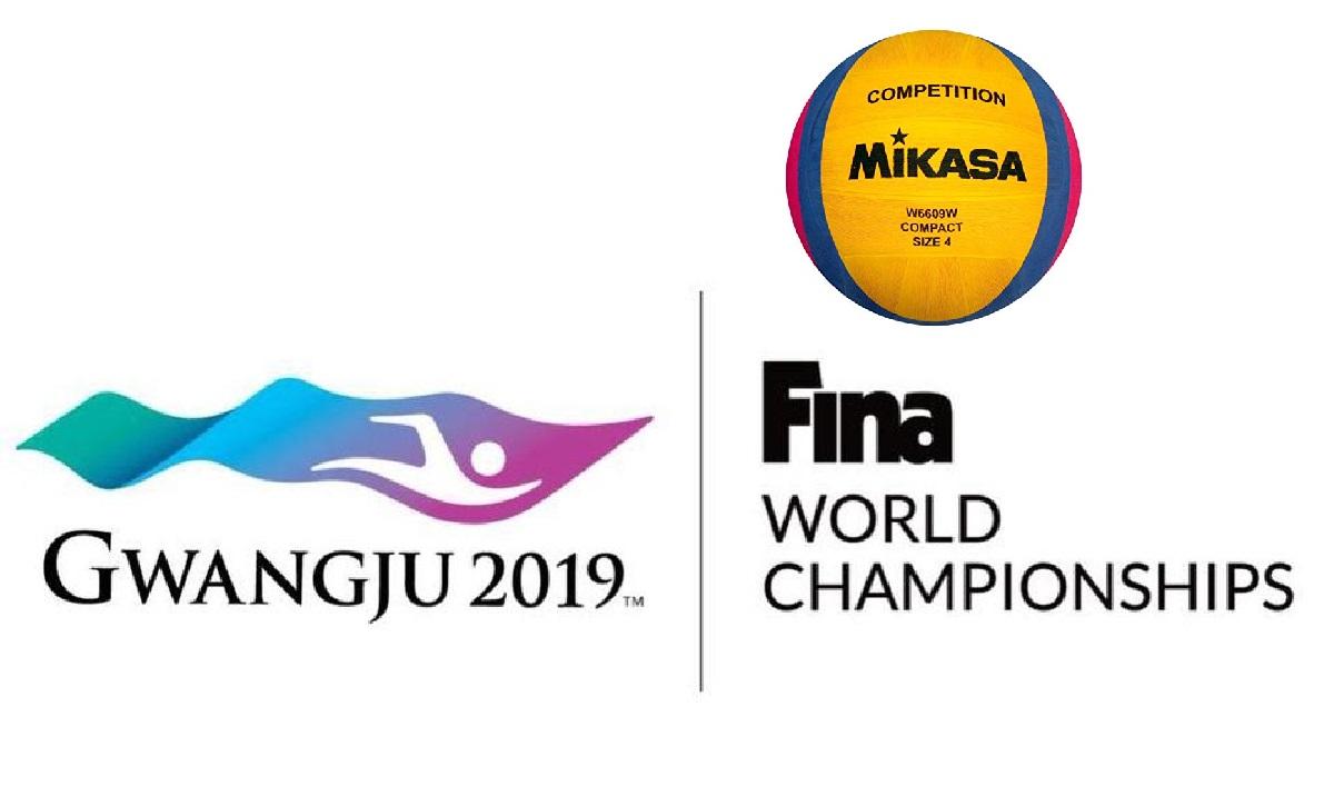 Fin Nuoto Calendario Gare.Pallanuoto Maschile E Femminile Mondiali 2019 Calendario