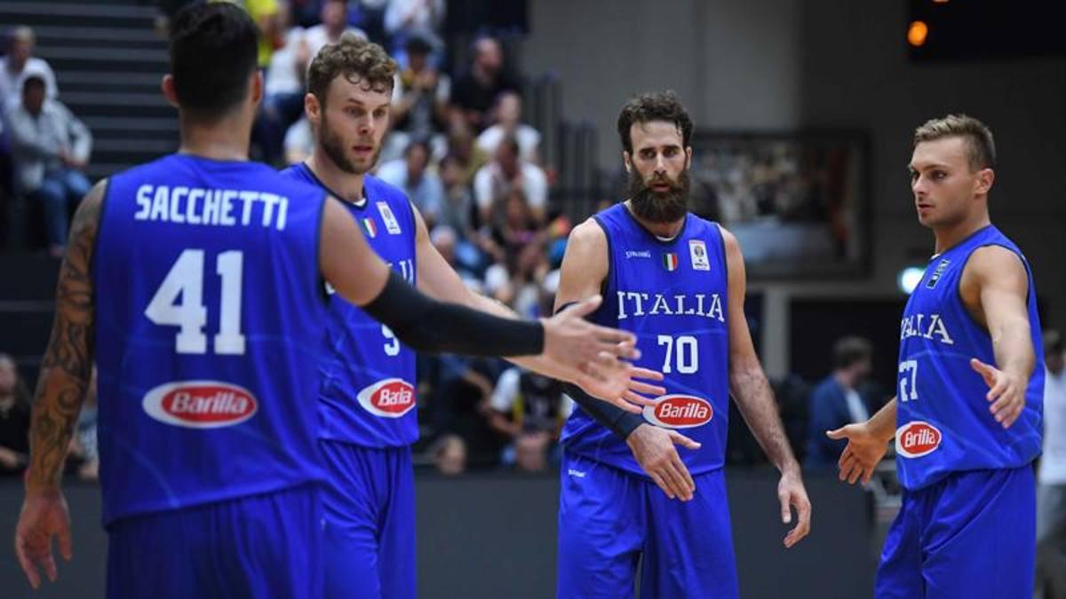 Italbasket Calendario.Basket Italia Verona 2019 Calendario Torneo Amichevole E