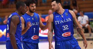 basket grecia italia torneo acropolis 2019
