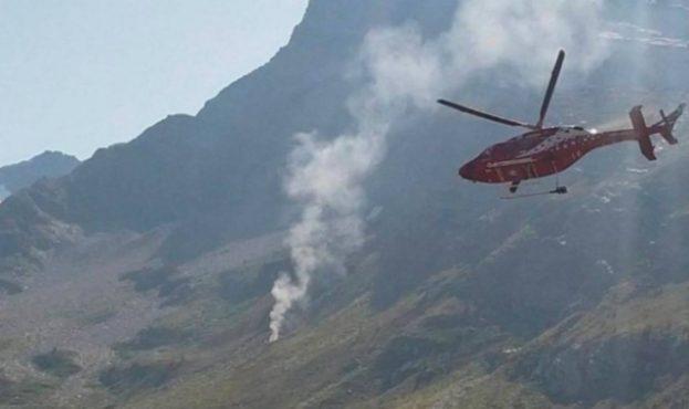Incidente aereo sul Sempione