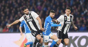 Juve-Napoli, orario tv e probabili formazioni