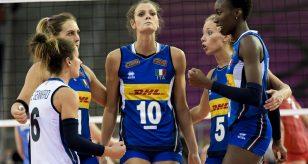 Italia-Serbia, europei femminili pallavolo 2019