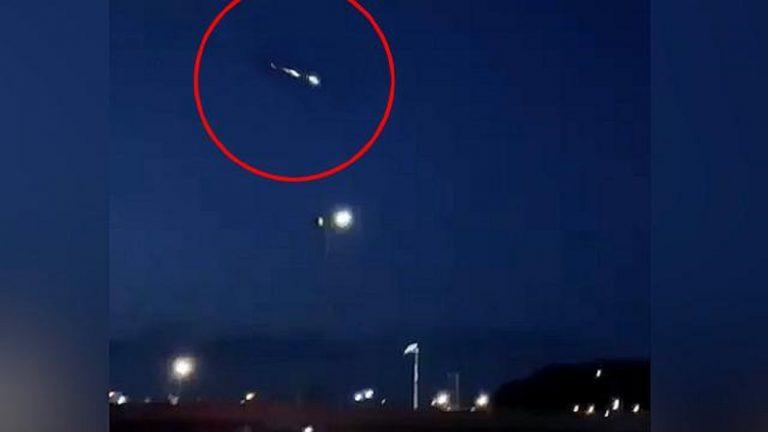 Intenso bagliore nel cielo illumina la notte: arrivano tantissime segnalazioni – VIDEO di quanto è accaduto in Inghilterra