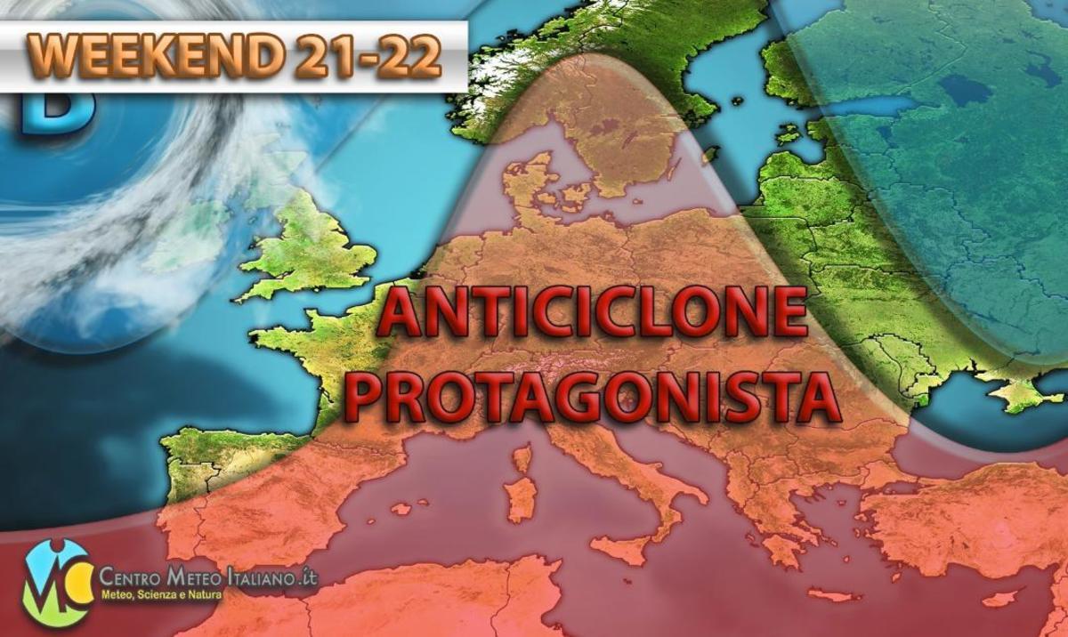 Anticiclone ancora per molto in Italia, autunno latitante