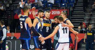 europei volley 2019