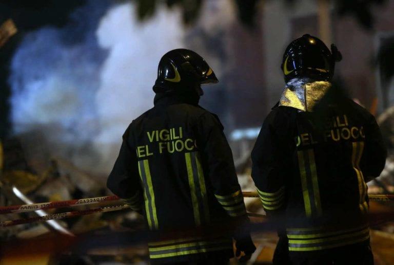 METEO – Violento e incessante MALTEMPO in Molise: crolla il muro di un abitazione a Colli a Volturno, i dettagli