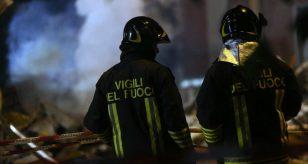 METEO - Violento e incessante MALTEMPO in Molise: crolla il muro di un abitazione, i dettagli