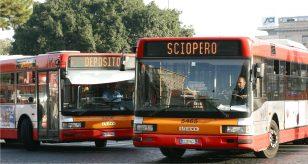 sciopero trasporti Liguria