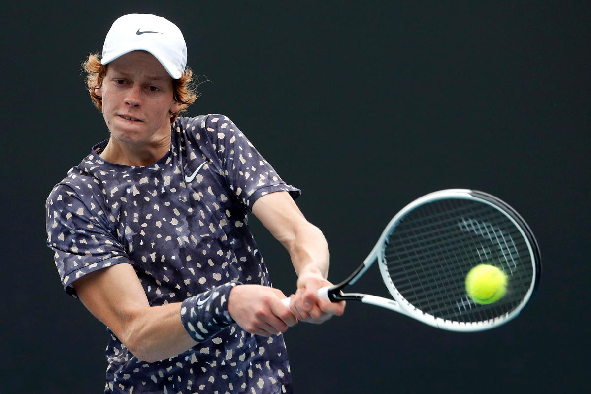 Tennis, ATP Marsiglia 2020: Sinner-Medvedev (3-1) in ...