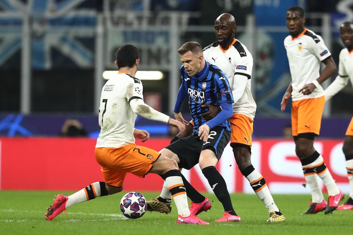 Valencia-Atalanta risultato ritorno ottavi Champions ...