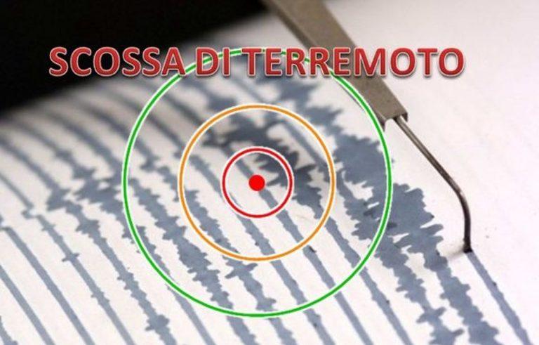 Forte SCOSSA DI TERREMOTO M 4.8 avvertita nel MEDITERRANEO, Creta: tremano diverse città, dati ufficiali del sisma
