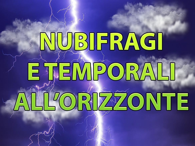 METEO - ESTATE KO ancor prima di iniziare, in arrivo forti PIOGGE e TEMPORALI in ITALIA, i dettagli