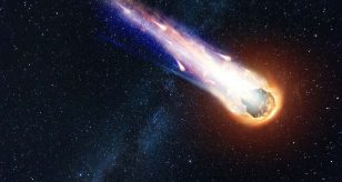 Meteorite avvistato