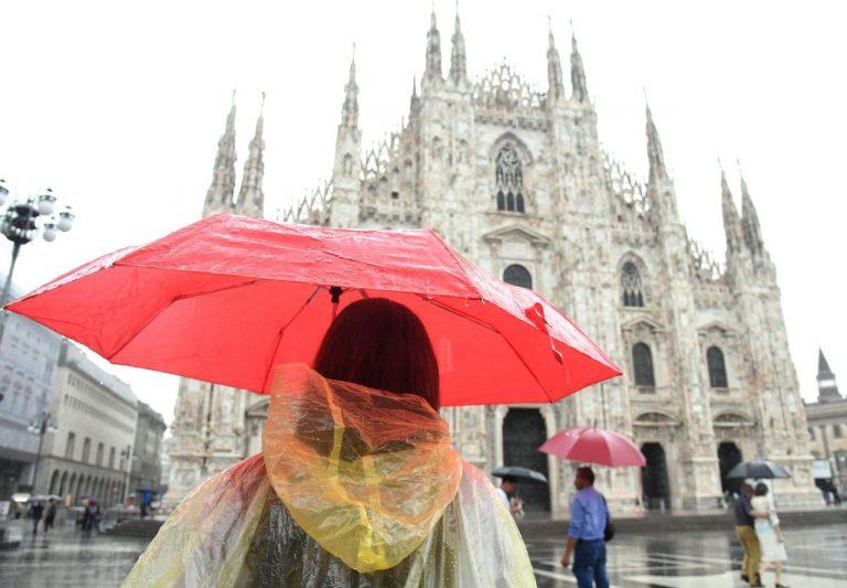 METEO MILANO – Forte MALTEMPO imminente in città, tornano i TEMPORALI, ecco le previsioni