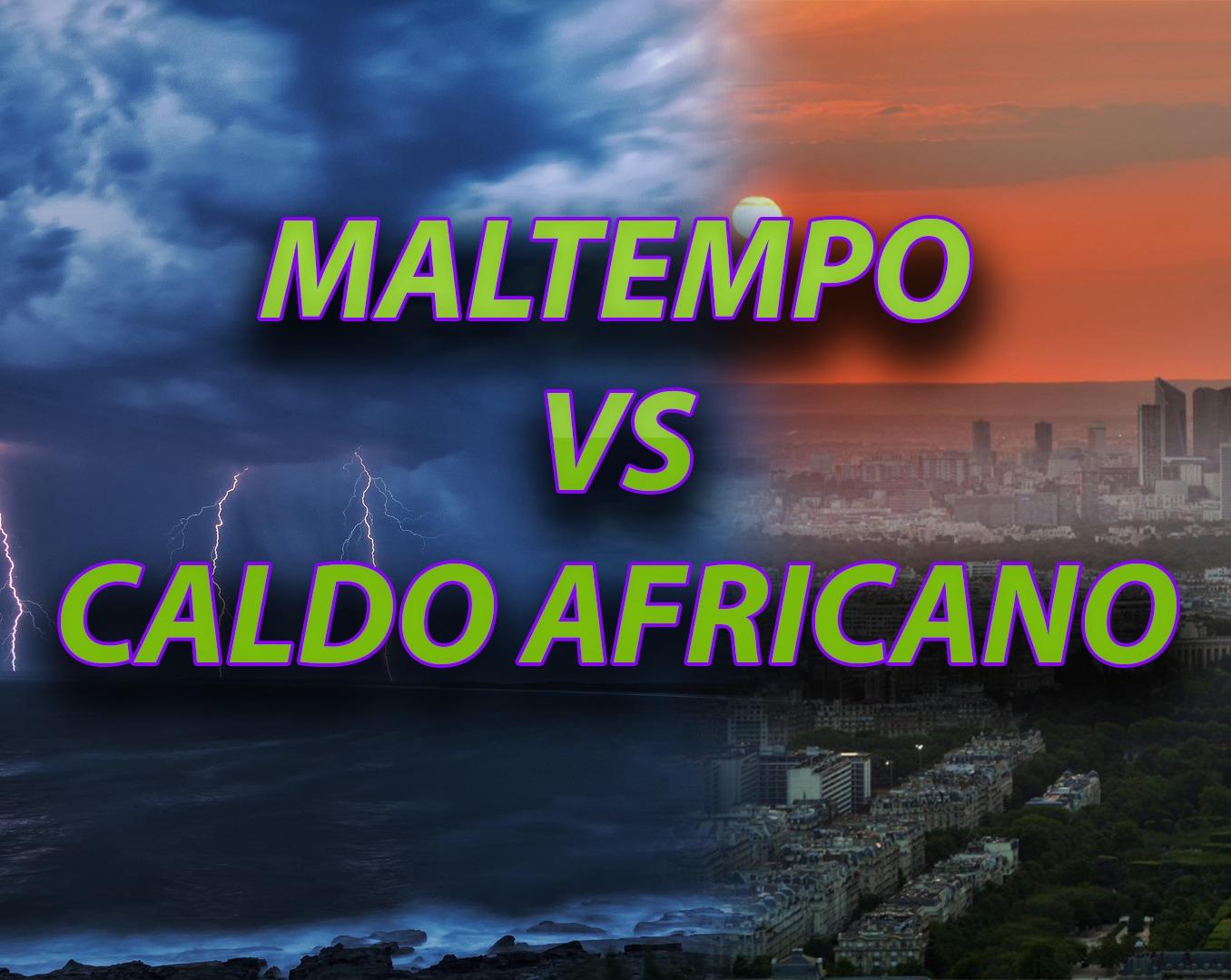 Dopo il maltempo torna il caldo africano?