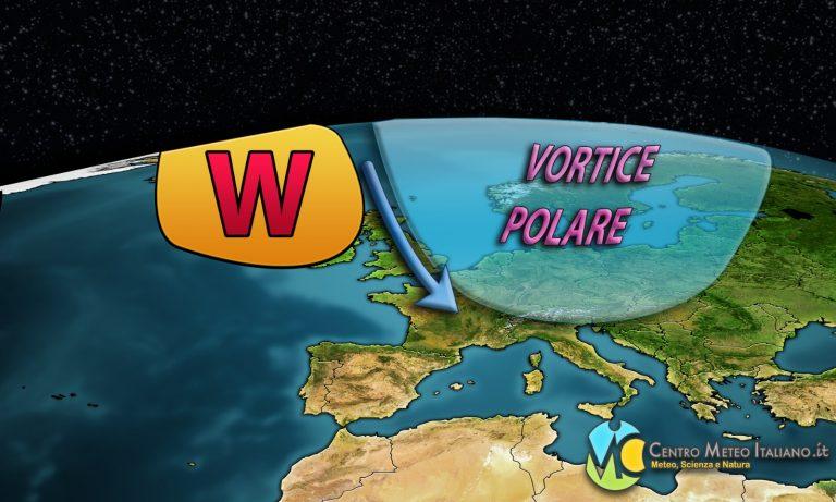 METEO – STRATWARMING ad inizio GENNAIO, possibile arrivo del GELO in Europa e in ITALIA, ecco perché