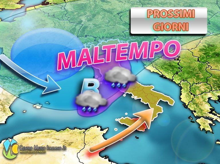 METEO MILANO – Breve pausa dal MALTEMPO, in attesa dell'arrivo di nuove PIOGGE autunnali ecco le previsioni