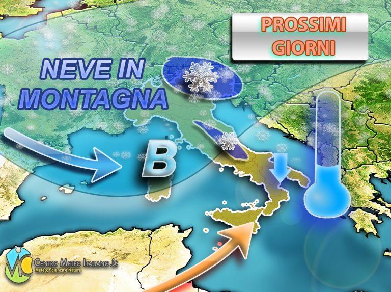 METEO ROMA: MALTEMPO in atto sulla Capitale con PIOGGE e TEMPORALI, ecco le previsioni