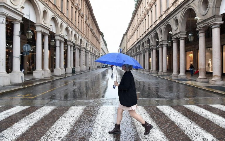 METEO TORINO – Ritrovata STABILITA', ma tempo nuovamente in PEGGIORAMENTO, ecco le previsioni