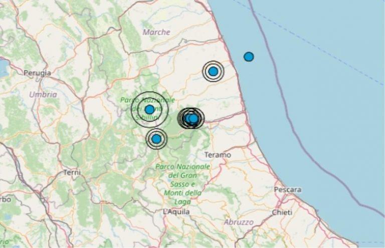 Terremoto nelle Marche oggi, giovedì 15 ottobre 2020 scossa di M 2.0 in provincia Ascoli Piceno | Dati INGV