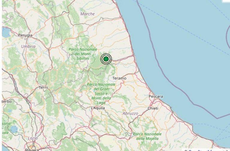 Terremoto nelle Marche oggi, martedì 20 ottobre 2020: scossa M 2.5 provincia di Ascoli Piceno – Dati INGV