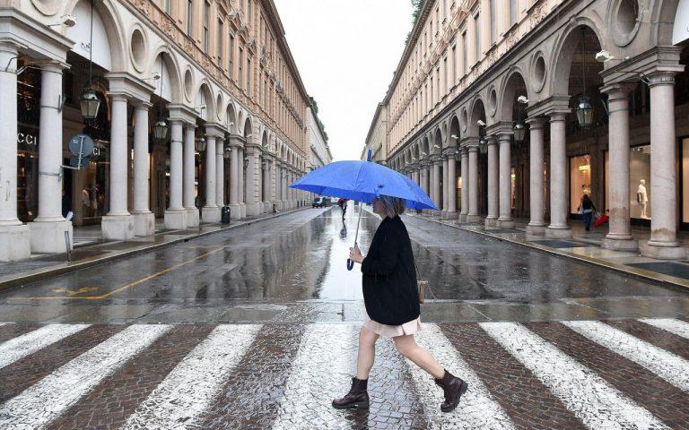 METEO TORINO – Cieli frequentemente NUVOLOSI, ATTENZIONE a qualche piovasco, ecco quando