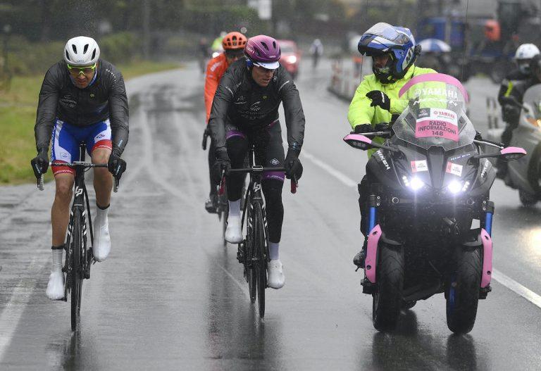 Giro d'Italia 2020, 20^ tappa Alba-Sestriere, Hindley nuova maglia rosa, risultati e classifica | Meteo 24 ottobre