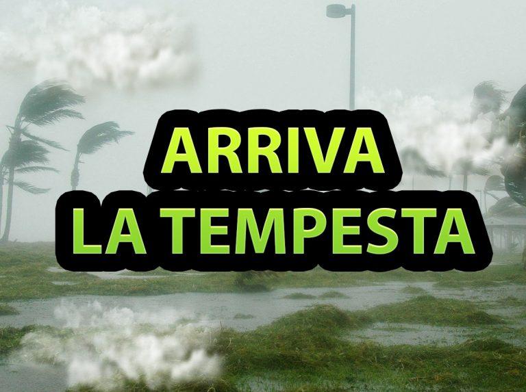 METEO NAPOLI – Bel tempo in città ma con i TEMPORALI in agguato entro le prossime 24 ore, i dettagli