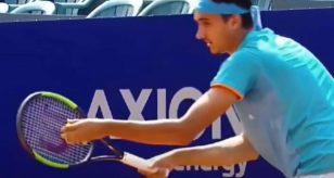 Sonego-Djere diretta live Atp Cagliari tennis orario tv e risultato (Foto Youtube)