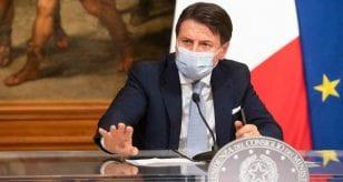 """Coronavirus, Conte: """"Il Governo ha scongiurato un lockdown generalizzato"""""""