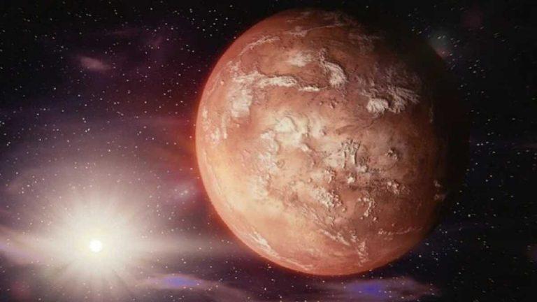 Marte è morto miliardi di anni fa e la sua acqua continua a riversarsi nello spazio