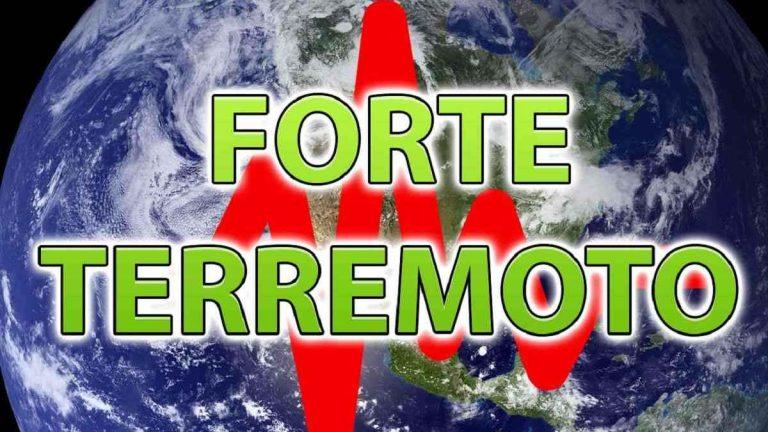 Intensa scossa di terremoto M 5.6 colpisce zona altamente sismica: la terra si muove per centinaia di chilometri in Cile. Dati ufficiali EMSC del sisma