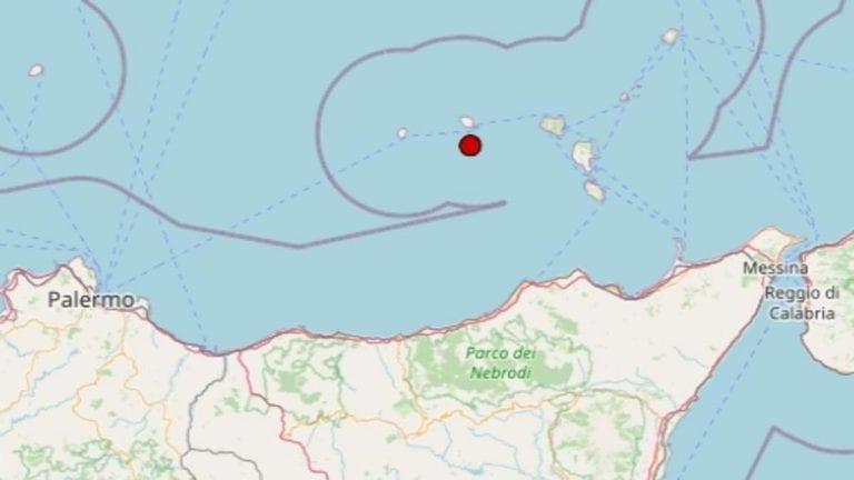 Terremoto in Sicilia oggi, sabato 14 novembre 2020: scossa M 2.2 alle isole Eolie | Dati INGV