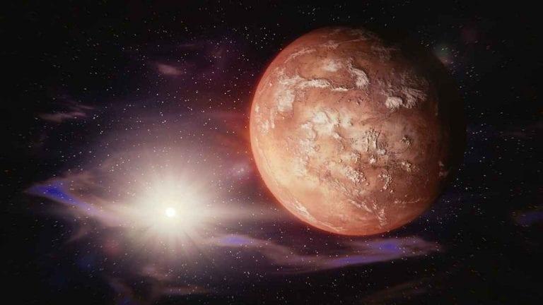 Marte, scoperto come l'acqua evapora e si disperde nello spazio: ecco lo studio NASA