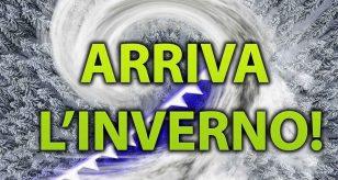 METEO - Inizio dell'INVERNO meteorologico SPRINT, ecco la TENDENZA settimanale